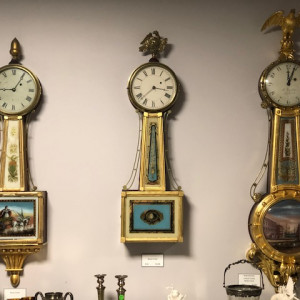Banjo Clocks
