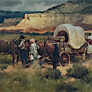 Gary Niblett the Mystic Winds of Ghost Ranch